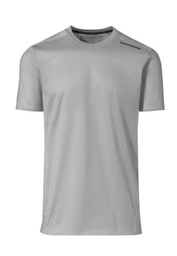 Porsche Design grey PUMA x Porsche Design Grey Men's Tee Essential T-Shirt for Men Plain Casual Sport Light DE53CAA6102AA1GS_1
