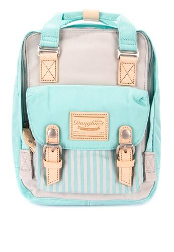 45d1114e3174 Shop Doughnut Macaroon Mini Stripe Backpack Online on ZALORA Philippines