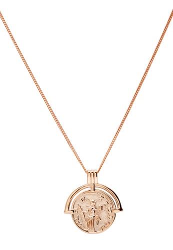 Pastiche gold Berkley Necklace E8EF0AC573F935GS_1