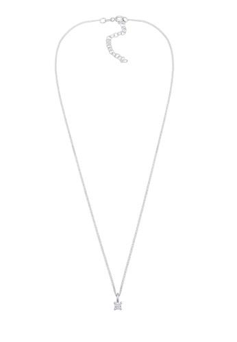 ELLI GERMANY white Necklace Solitaire Diamond (0.1 ct.) C95DAACA49E0D3GS_1