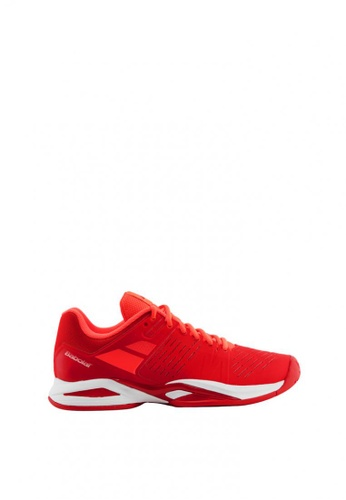 Babolat red Propulse Team Men's Tennis Shoes BA220SH0JRCJPH_1