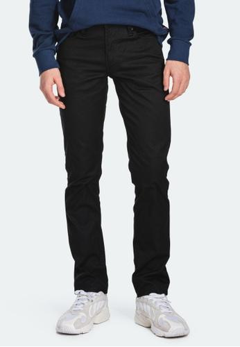 Levi's black 511™ Slim Fit Pants (04511-4169) 5CCF6AA6867E91GS_1