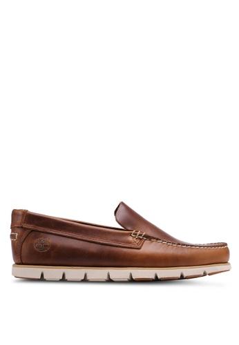Timberland brown Tidelands Venetian Shoes C53B0SH738FBB7GS_1