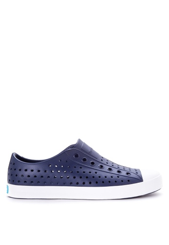 Native blue Jefferson Sneakers NA764SH40LADPH_1