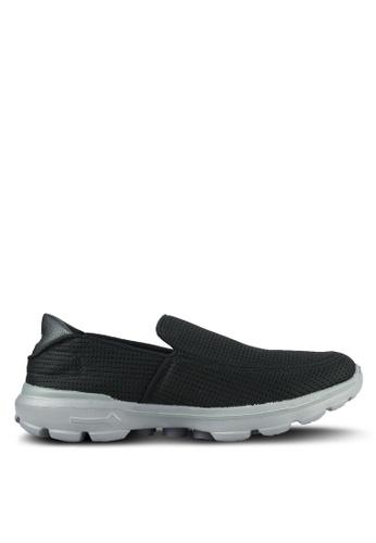 UniqTee black Lighweight Breathable Mesh Sport Shoes UN097SH0RS48MY_1