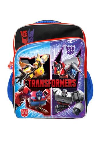 Transformers blue Transformers Autobots Primary School Bag C511FKCBD5C1FAGS_1