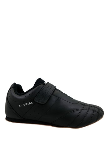 FANS black Fans Xtrial B - Taekwondo Shoes Black C7313SH1584931GS_1
