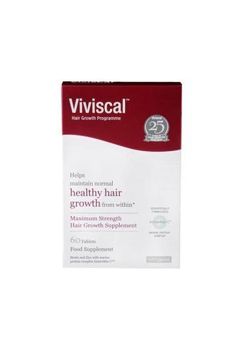Holland & Barrett Viviscal Hair Growth Programme 60 Tablets 4C6F0ESCC66F63GS_1