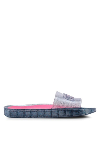 Superdry multi Superdry Moulded Pool Slides 21030SHF66D8F3GS_1