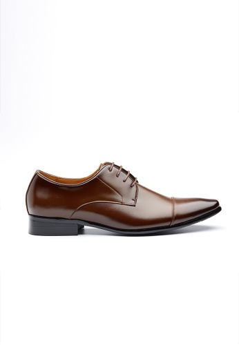 Kings Collection 康沃利斯皮鞋 C9202SHFD060BEGS_1