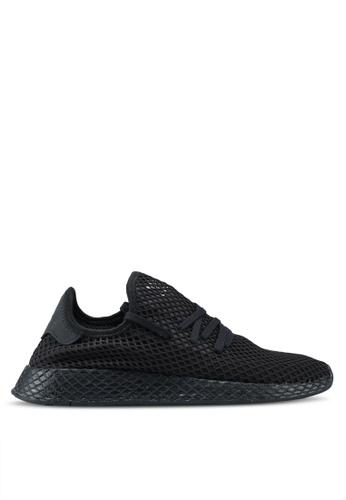 adidas black adidas originals deerupt runner 35F7ASH8F5B371GS_1