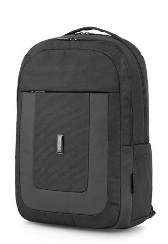 American Tourister black American Tourister Scholar Backpack 11 EC B7BEEAC9838C59GS_1