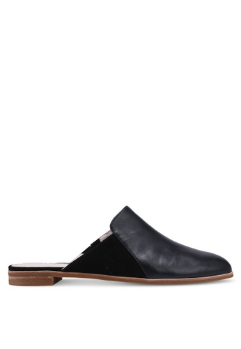 Kenneth Cole 黑色 Roxanne Slip Ons 78F27SHE7F8A4DGS_1