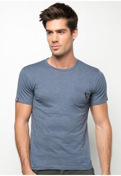 Unltd Round Neck Shirts W/ Pocket