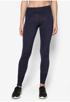 Panel Contrast Leggings