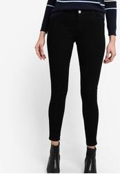 Dorothy Perkins black S: Black Skinny Jeans DO816AA00NNFMY_1