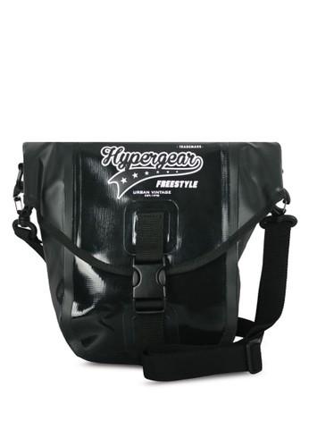 Hesprit台灣網頁ypergear 翻蓋口袋斜背包, 包, 飾品配件
