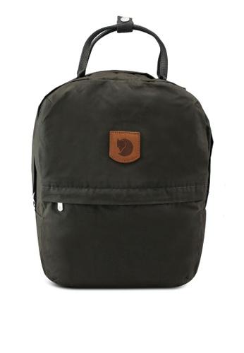 Fjallraven Kanken green Greenland Zip Backpack F40F0ACE9043E8GS_1