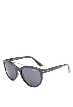cf9aea9f1b2 Vogue black Casual Chic VO5134S Sunglasses VO655GL13ARYMY 1