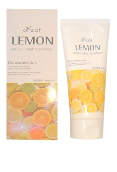 Oreaf Lemon Fresh Foam Cleanser