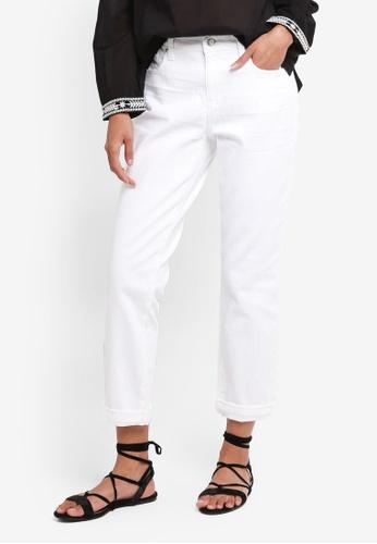 J.Crew white Slimboy Jeans 7C534AA2171596GS_1