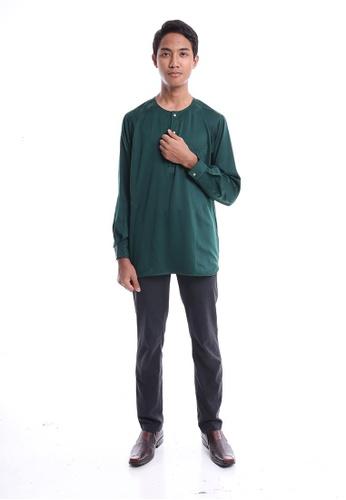 Denai Boutique green Kurta Ebit 7C432AAABCBD21GS_1