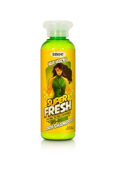 Hair Heroes Super Fresh No-Rinse Dry Shampoo Sage, Tea Tree and Peppermint