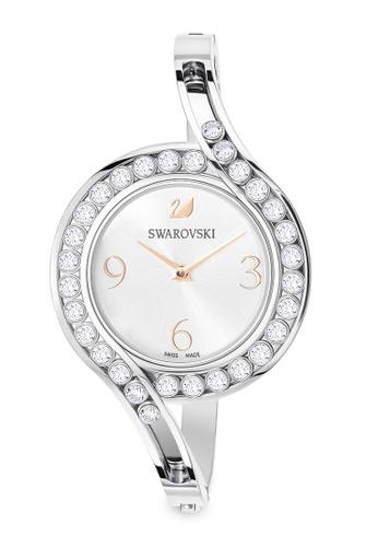 Swarovski silver Lovely Crystals Bangle Watch 9DD38AC14E05BCGS_1