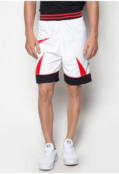 PBA SMB Jersey Shorts - Home