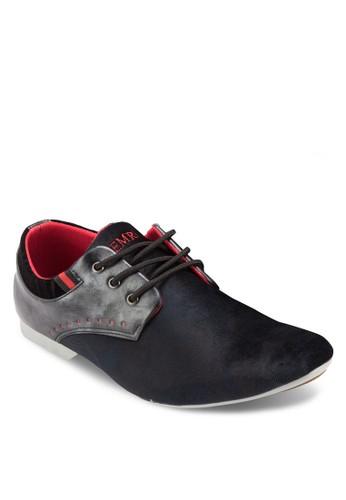 混合拼接正式感休閒鞋, 鞋, esprit 評價鞋