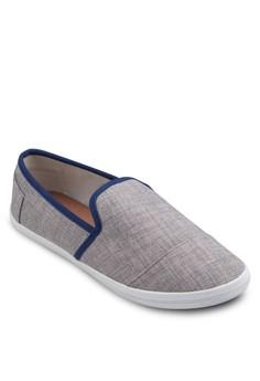 Linen Slip Ons