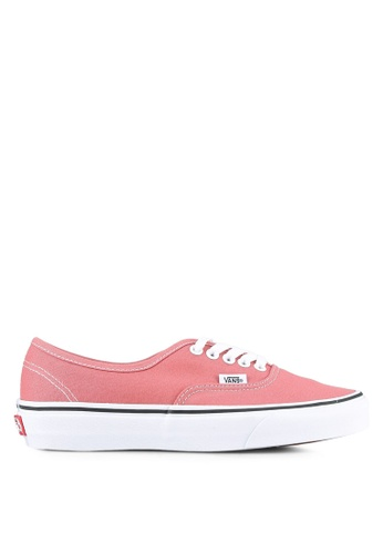 VANS white Authentic Sneakers VA142SH0S30UMY_1