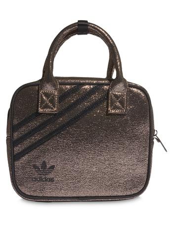ADIDAS pink sparkle top handle bag DB518AC64904B3GS_1