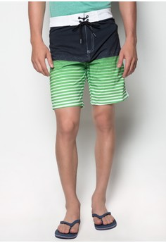 Beach Shorts Stripes