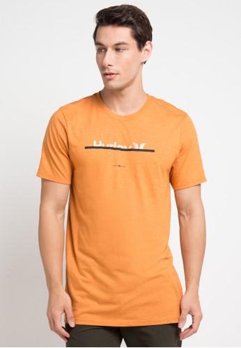 hurley orange Exports T-Shirt EBFE7AA1E011EEGS_1