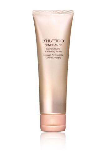 Shiseido n/a Shiseido Benefiance Extra Creamy Cleansing Foam 125mL 5C048BE4F26440GS_1