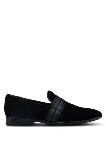 ALDO black Asaria Loafers 42E41SH1EB15C9GS_1