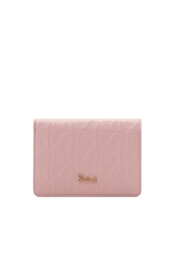 Salad Nodose short leather wallet 121E5ACC04D461GS_1
