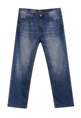 MILANO blue Casual Jeans MI248AA24SLBMY_1