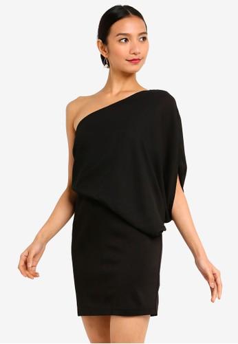 df625784826 Jual Preen & Proper One Shoulder Mini Dress Original   ZALORA ...