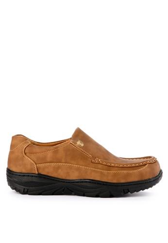 Rocklander brown Rocklander Slip Ons & Espadrilles RO753SH0VG55ID_1