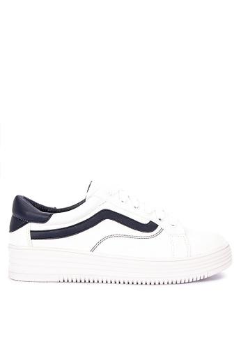 2176d7d28106 Shop Sofab! Veronica Platform Sneakers Online on ZALORA Philippines