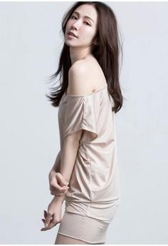 Shimmer Shimmery Alluring Dress