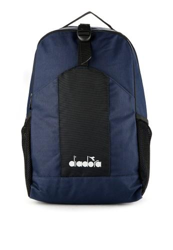 Diadora blue Backpack 8402 C98F1ACB66AD2DGS_1