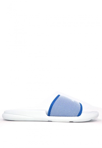 ACCEL white and blue Palaui W Sports Sandals 8764ASH16B1676GS_1