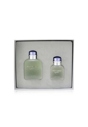 Dolce & Gabbana DOLCE & GABBANA - Light Blue Coffret: Eau De Toilette Spray 125ml/4.2oz + Eau De Toilette Spray 40ml/1.3oz 2pcs 9E017BE0E62B5FGS_1
