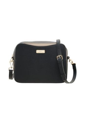 Valentino Creations black Valentino Creations Valeria Sling Bag C3800AC77EFEE7GS_1