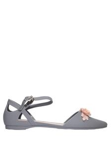 23dedf5fce4998 3D Flora Ankle Strap Jelly Flats VR5132 C9433SH22E6B18GS 1 Twenty Eight  Shoes ...
