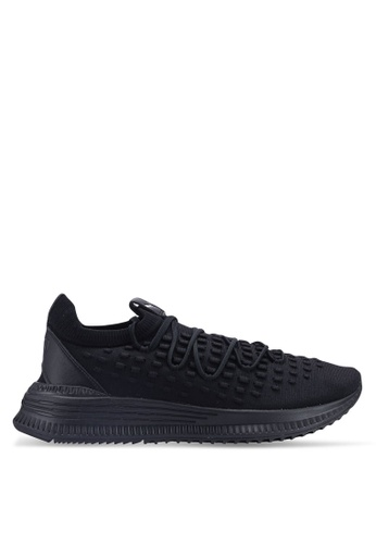 Puma black Sportstyle Prime Avid Fusefit Shoes 44B78SH502F4A1GS_1