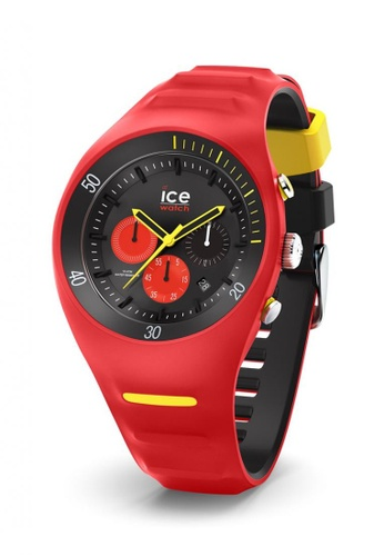 Ice-Watch red and yellow Ice-Watch Pierre Leclercq - Red (Large) IC770AC2VTVYHK_1